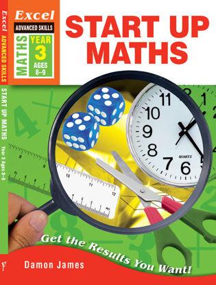图片 Excel Advanced Skills - Start Up Maths - Year 3