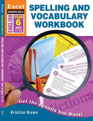 图片 Excel Advanced Skills - Spelling and Vocabulary Workbook Year 6
