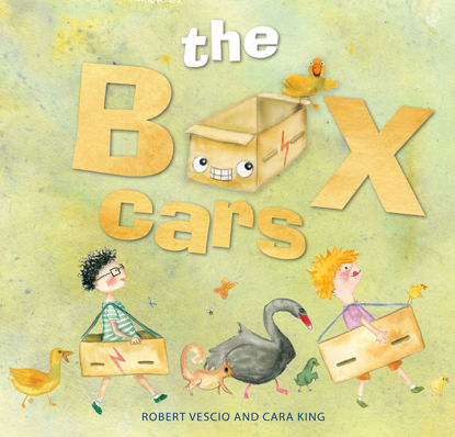 圖片 The Box Cars