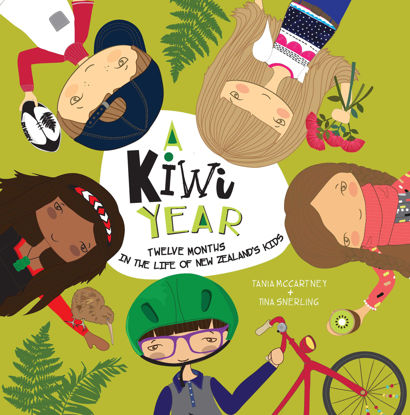 Picture of A Kiwi Year: Twelve Months in the Life of New Zealand's Kids