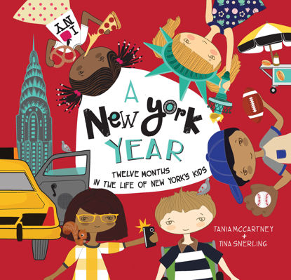 Picture of A New York Year: Twelve Months in the Life of New York's Kids