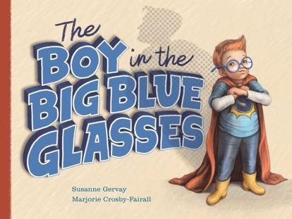 圖片 The Boy in the Big Blue Glasses