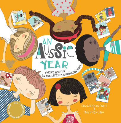 圖片 An Aussie Year: Twelve Months in the Life of Australian Kids