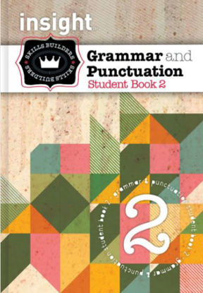 Picture of Insight Skills Builders Grammar & Punctuation Book 2