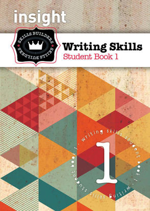 Picture of Insight Skills Builders Writing Skills Book 1