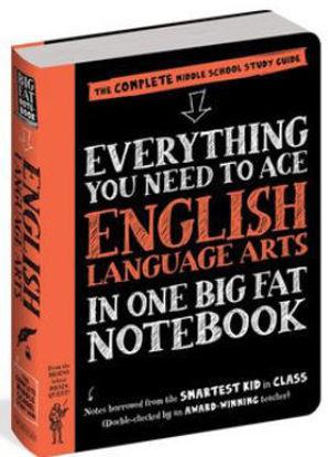 图片 Everything You Need to Ace English Language Arts in One Big Fat Notebook - US Edition