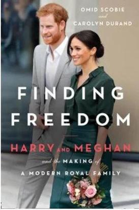 图片 Finding Freedom: Harry And Meghan And The Making Of A Modern Royal Family