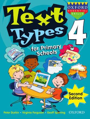 图片 Text Types for Primary Schools Book 4