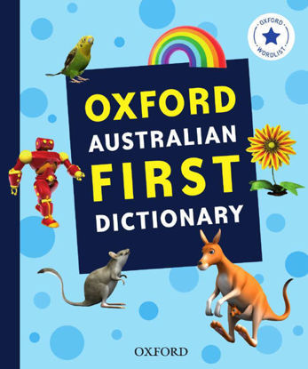 Picture of Oxford Australian First Dictionary
