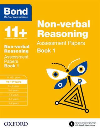 图片 Bond 11 Nonverbal Reasoning Assessment Papers 10 to 11 Book 1