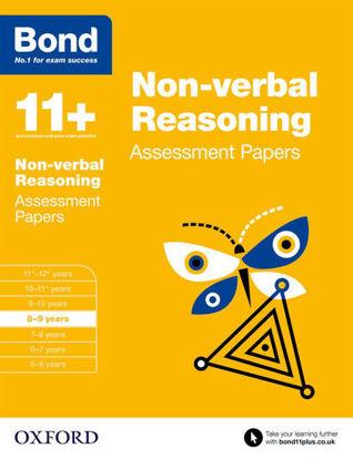 图片 Bond 11 Nonverbal Reasoning Assessment Papers: Age 8 to 9