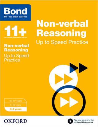图片 Bond 11 Nonverbal Reasoning Up to Speed Practice: Age 8 to 9