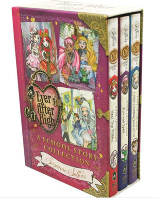 图片 Ever After High: A School Story Collection Hardcover