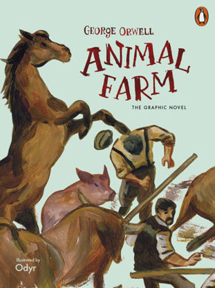 Picture of Animal Farm The Graphic Novel