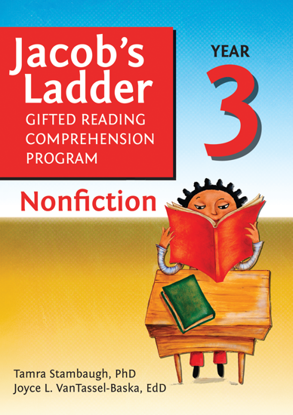 图片 Jacob's Ladder Gifted Reading Comprehension Program Nonfiction Year 3