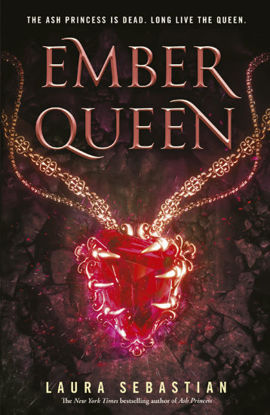 Picture of Ember Queen: Ash Princess Book 3
