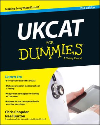 Picture of UKCAT For Dummies