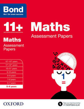 图片 Bond 11 Maths Assessment Papers 5 to 6