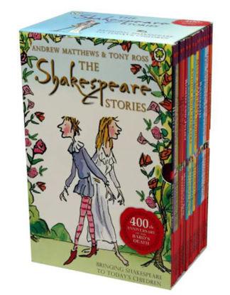 图片 Shakespeare Stories x 16 boxset