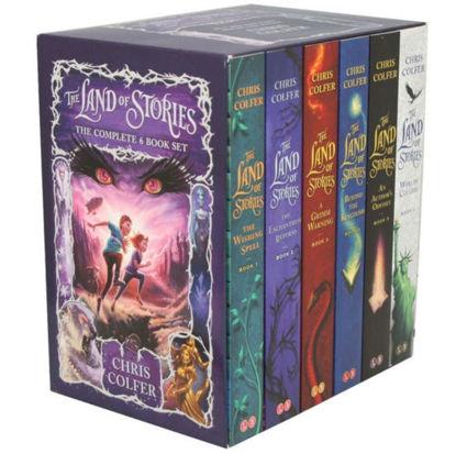 图片 Land of Stories 6 Book Boxset
