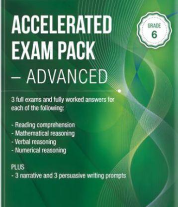 图片 Accelerated Exam Pack - Advanced