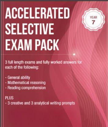 图片 Accelerated Selective Exam Pack