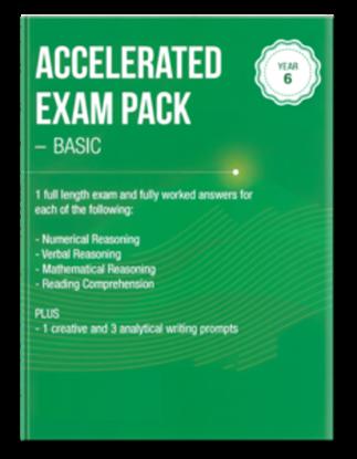 图片 Accelerated Exam Pack - Basic