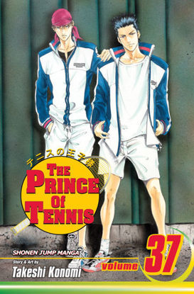 图片 Prince of Tennis, Vol. 37