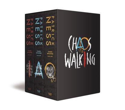 图片 Chaos Walking Trilogy Box Set