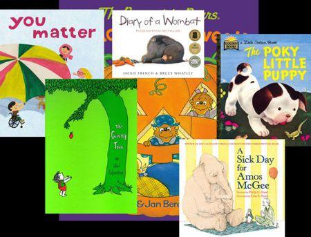 分类图片 Popular Children Books