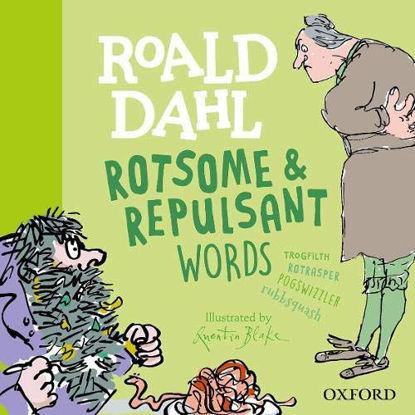图片 Roald Dahl's Rotsome Words