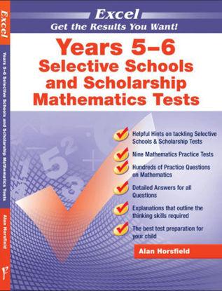 图片 EXCEL TEST SKILLS - SELECTIVE SCHOOLS AND SCHOLARSHIP MATHEMATICS TESTS YEARS 5-6