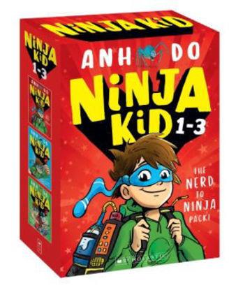 图片 Ninja Kid: The Nerd to Ninja Pack!