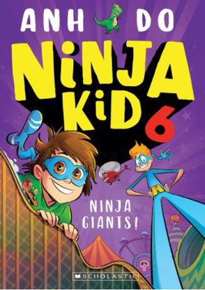 图片 Ninja Kid #6 Ninja Giants!