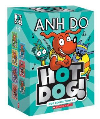 图片 Hotdog 1-7 Box Set