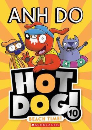 图片 Hotdog! #10 Beach Time!