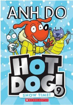 图片 Hotdog #9!: Snow Time!