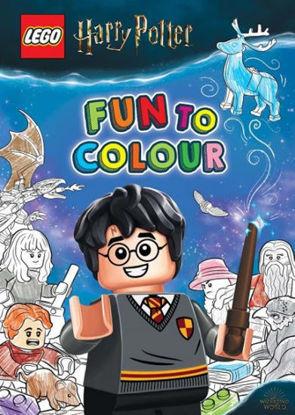 图片 LEGO Harry Potter: Fun to Colour