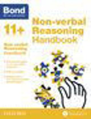 图片 Bond 11+: Non Verbal Reasoning Handbook: Ages 8-11