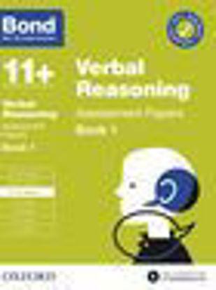 图片 Bond 11+ Verbal Reasoning Assessment Papers with Answer Support 9-10 Book 1