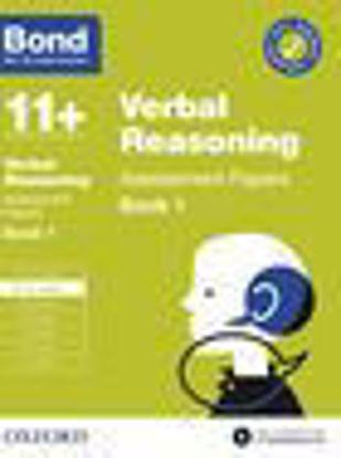 图片 Bond 11+ Verbal Reasoning Assessment Papers with Answer Support 10-11 Book 1