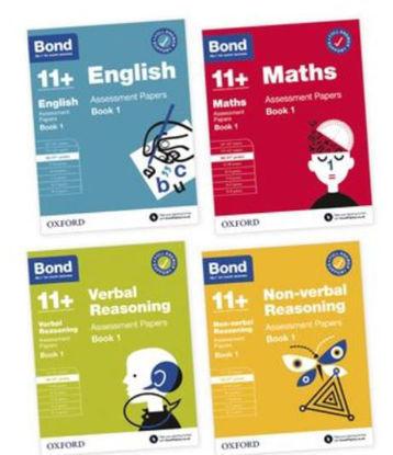 图片 BOND 11+ English Maths Non-verbal Reasoning 10-11 Years Bundle